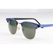 occhiale da sole Ray Ban vintage CLUBMASTER W0375